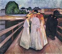 Edvard Munch Painting 11