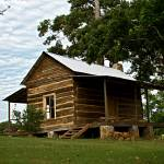 """""""Settlers Cabin Back"""" by sherryk"""