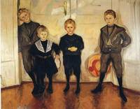 Edvard Munch Painting 12
