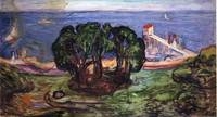 Edvard Munch Painting 13