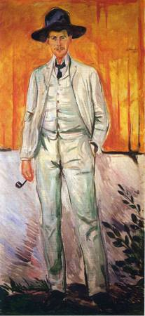 Edvard Munch Painting 14
