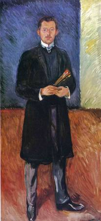 Edvard Munch Painting 16