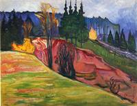 Edvard Munch Painting 19