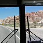 """Red Rock Canyon - Bus view"" by raskoff"