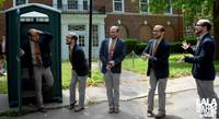 multiple men at Figment