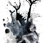 """the hierophant"" by recklessliz"