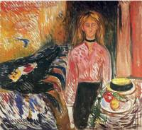 Edvard Munch Painting 22
