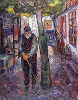 Edvard Munch Painting 23