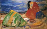 Edvard Munch Painting 24