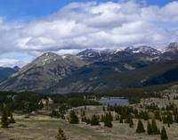 Near Molas Pass