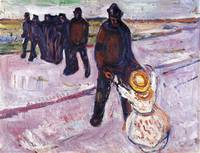Edvard Munch Painting 30