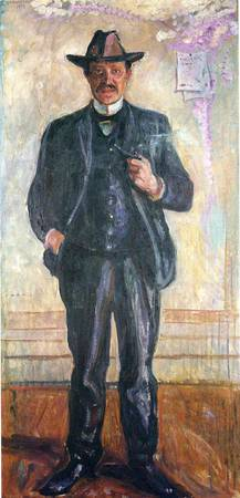 Edvard Munch Painting 34