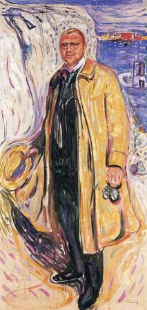Edvard Munch Painting 36