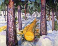 Edvard Munch Painting 38