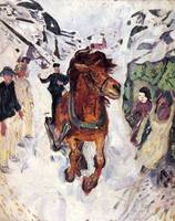 Edvard Munch Painting 39