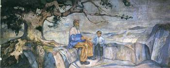Edvard Munch Painting 43