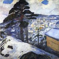 Edvard Munch Painting 44