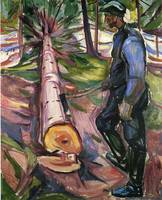 Edvard Munch Painting 49