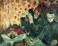 Edvard Munch Painting 50