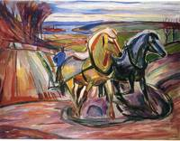 Edvard Munch Painting 52