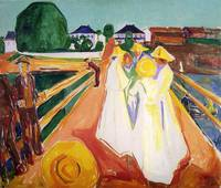 Edvard Munch Painting 62
