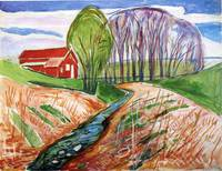 Edvard Munch Painting 63
