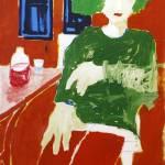 """Seated figure 2"" by alvaro"