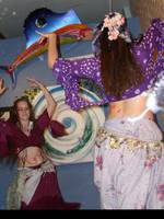 Pagan belly dancers