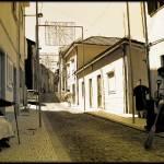 """Old lady in Afurada"" by CyrusMafi"