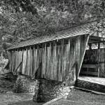 """North Carolina Covered Bridge"" by SamSherman"