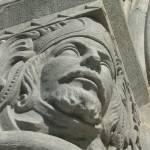 """Carved, St. Finbarr"