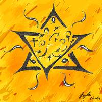Magen David (The star of David)