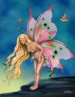 Enchanted Birds Fairy