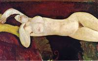 Amedeo Clemente Modigliani Painting 7