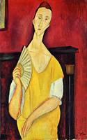 Amedeo Clemente Modigliani Painting 10