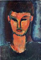 Amedeo Clemente Modigliani Painting 15