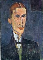 Amedeo Clemente Modigliani Painting 18