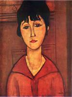 Amedeo Clemente Modigliani Painting 20