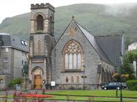 Fort William, Scotland - Church