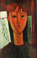 Amedeo Clemente Modigliani Painting 21