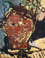 Amedeo Clemente Modigliani Painting 27