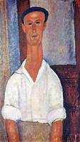 Amedeo Clemente Modigliani Painting 28
