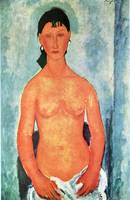 Amedeo Clemente Modigliani Painting 36
