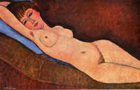 Amedeo Clemente Modigliani Painting 39