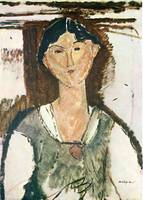 Amedeo Clemente Modigliani Painting 45