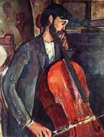 Amedeo Clemente Modigliani Painting 54