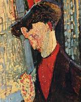 Amedeo Clemente Modigliani Painting 57