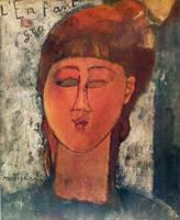 Amedeo Clemente Modigliani Painting 60