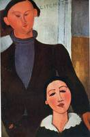 Amedeo Clemente Modigliani Painting 65