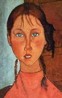 Amedeo Clemente Modigliani Painting 68